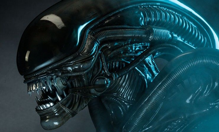 Alien Photo: First Alien: Covenant Set Images Find Their Way Online