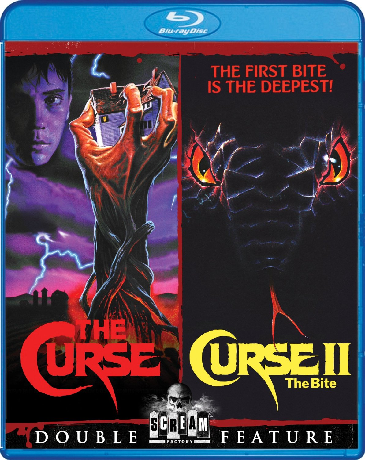 Curse blu ray - Scream Factory to Curse Us in February