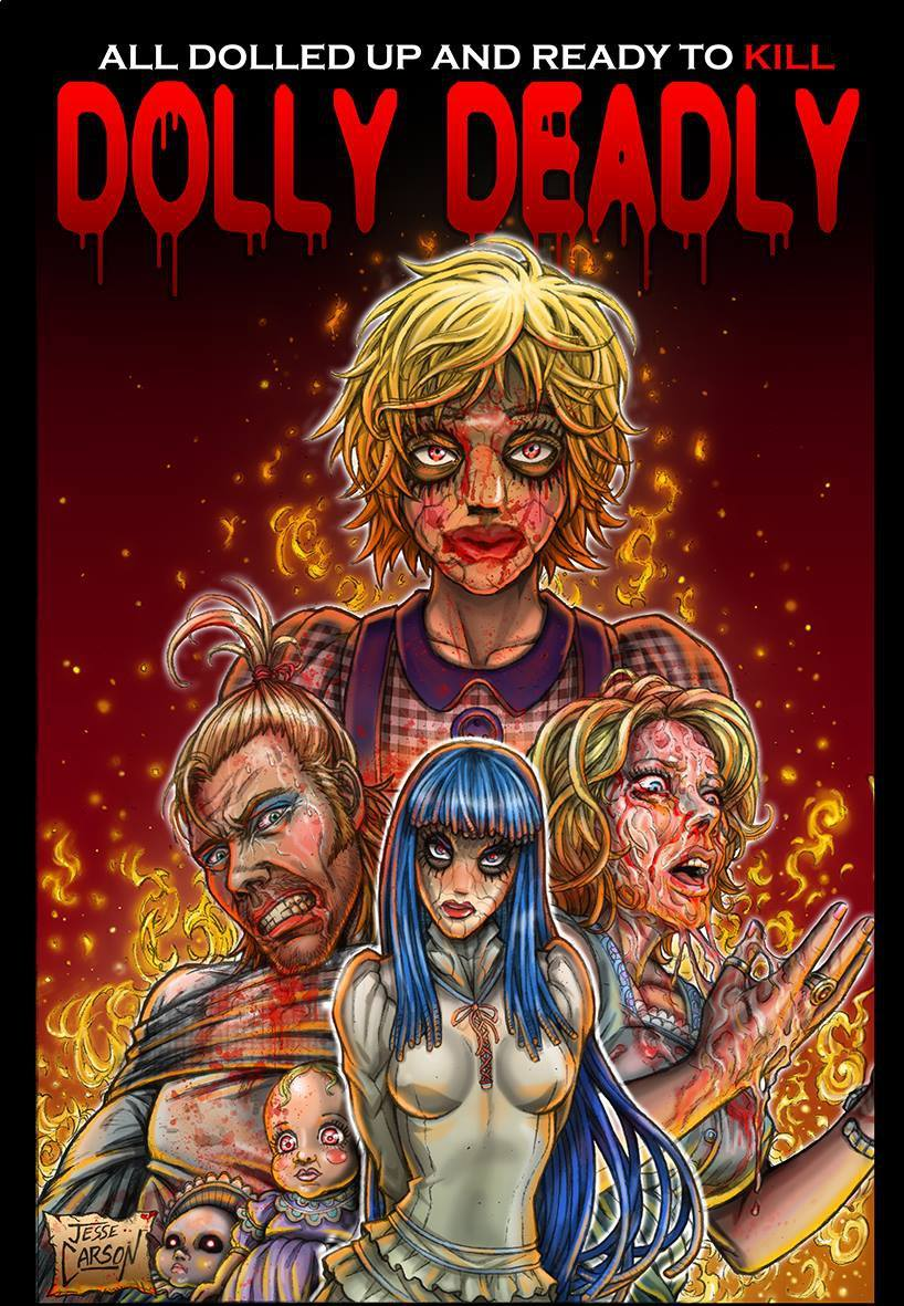 Dolly Deadly - See the Grindhouse Style Trailer for Dolly Deadly