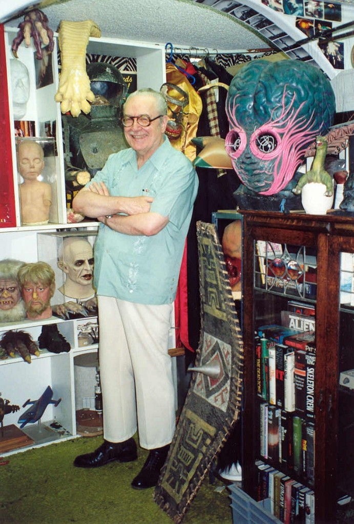 Forrest J Ackerman Image 2 691x1024 - Forrest Ackerman Fans Launch Campaign to Preserve Literary Agent's Former Home