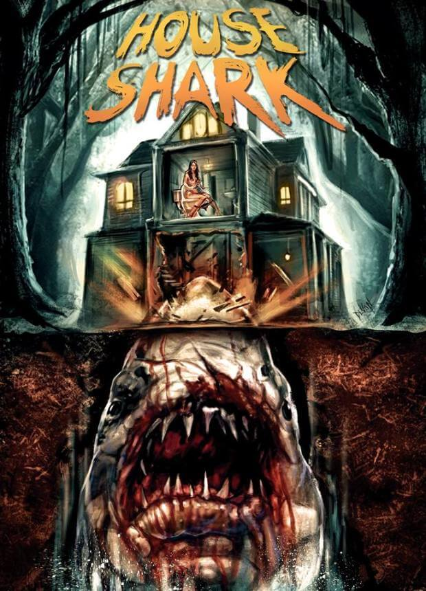 House Shark 1 - Sharks Appear in Your Home in this House Shark Trailer