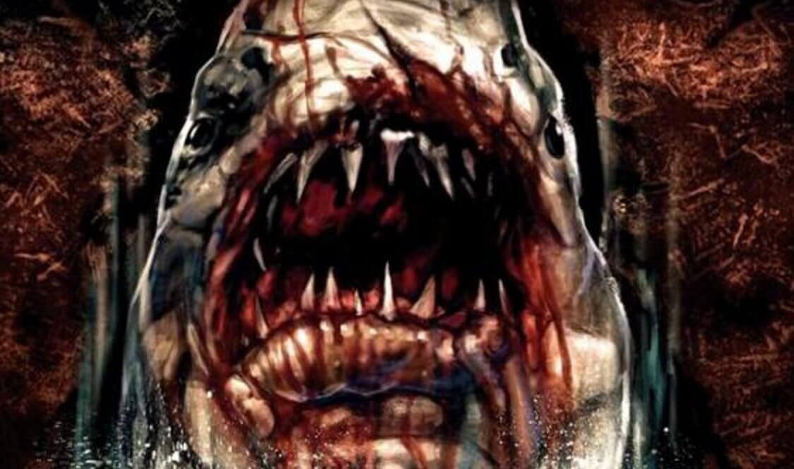 House Shark1 - Sharks Appear in Your Home in this House Shark Trailer
