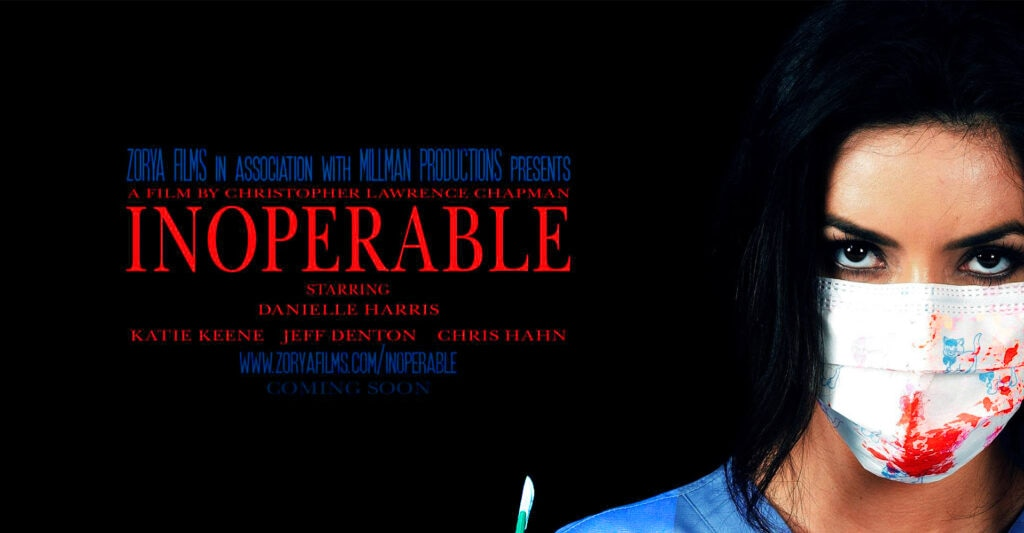 INOPERABLE teaser artwork 1024x533 - Set Visit Report: Inoperable; Exclusive Photos and More!