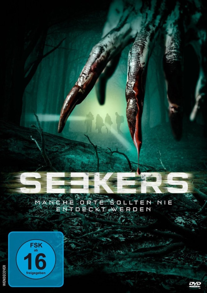 Seekers Image 1 724x1024 - Found Footage Flick Seekers Will Make You Think Twice About Geocaching