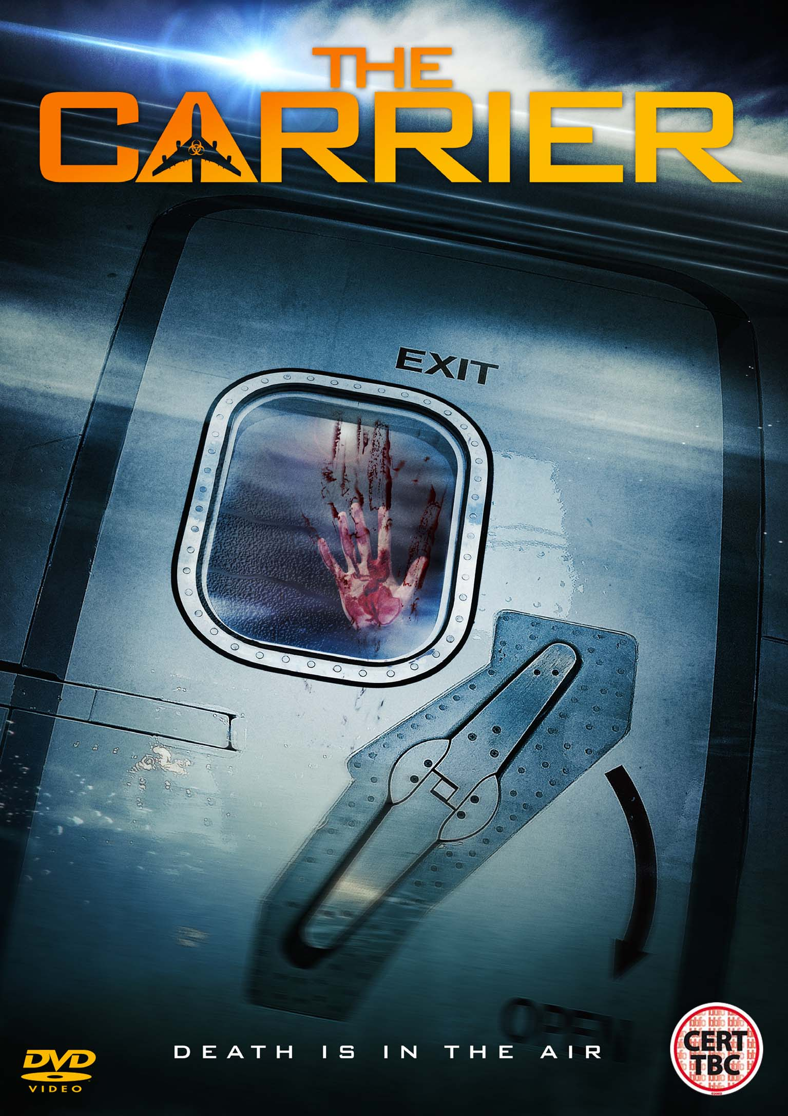 The Carrier UK DVD