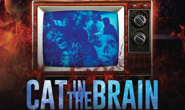 Fulci Cat In The Brain