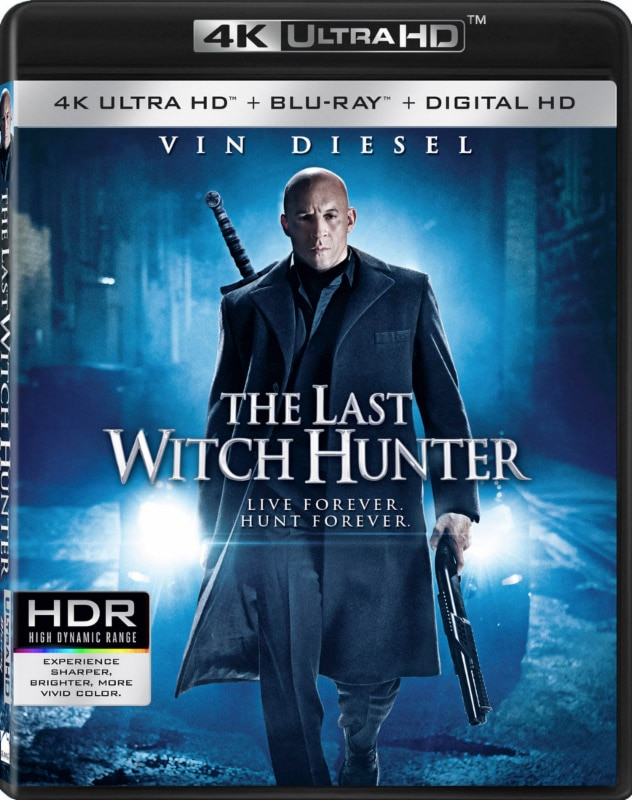 last witch hunter uhd - The Last Witch Hunter - Exclusive Making-of Clip