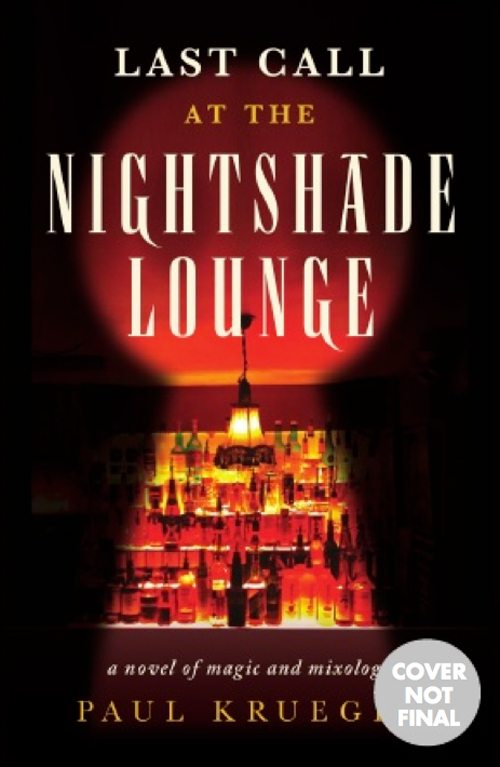 lastcallatthenightshade - My Best Friend's Exorcism and Last Call at the Nightshade Lounge Heading Our Way from Quirk Books