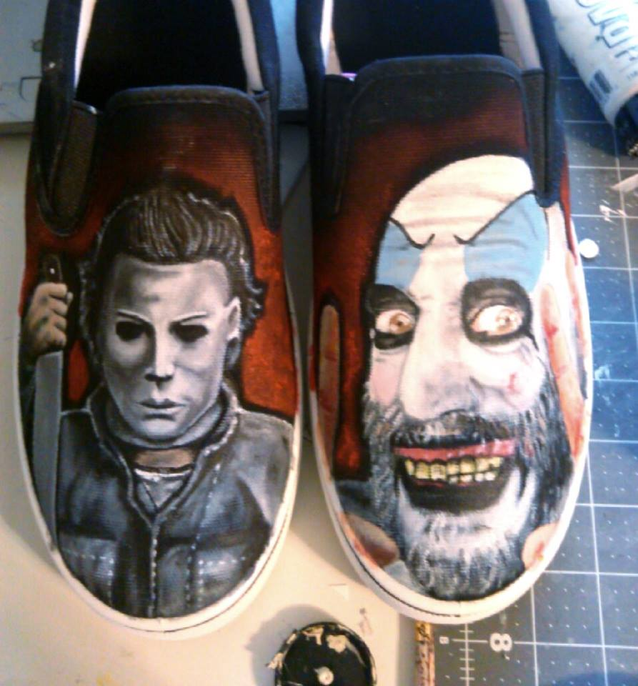 Chergnomebyl Shoes and Canvases