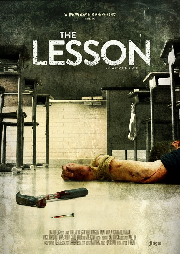 the lesson - Cannes 2016: Jinga Secures Distro for Last Girl Standing, Worry Dolls, and The Lesson