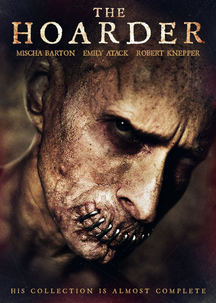 thehoarder newposter 731x1024 - Exclusive Look at The Hoarder Home Video Art