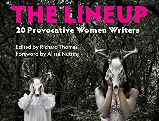 thelineups - Lineup, The: 20 Provocative Women Writers (Book)