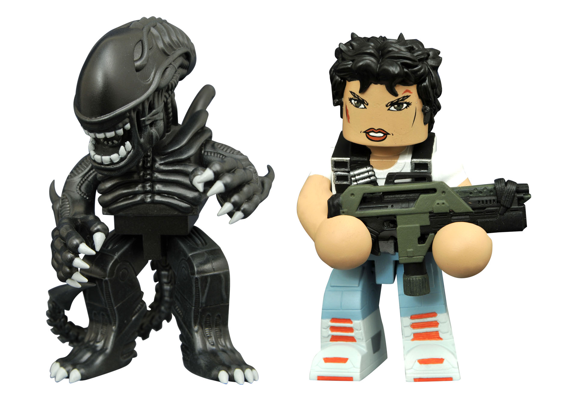 Toy Fair 2016 Diamond Select Reveals Aliens Vinimates And