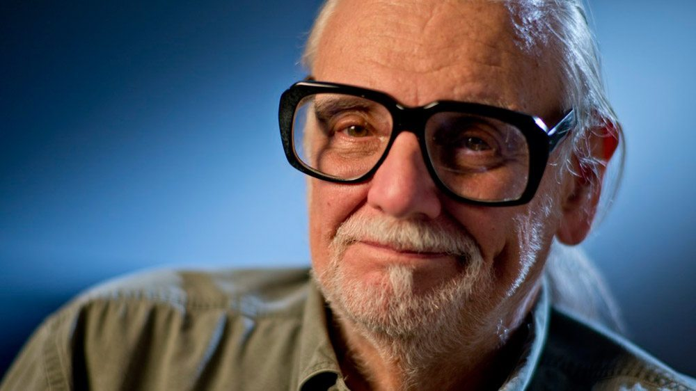George a Romero - Remembering George A. Romero by Christian Stavrakis