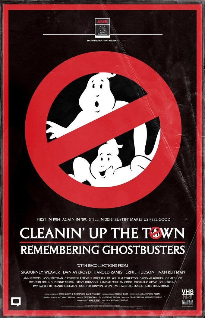 Ghostbusters documentary 1 - New Ghostbusters Documentary Will Clean Up the Town