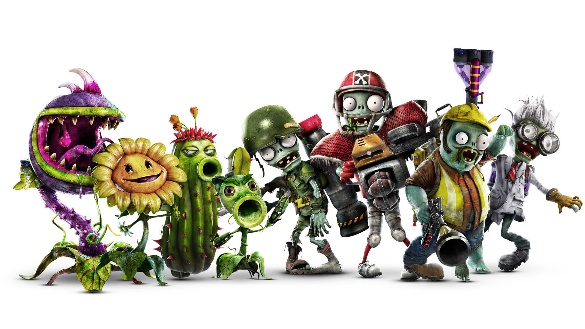Plants Vs Zombies Garden Warfare 2 Launch Trailer Dread Central