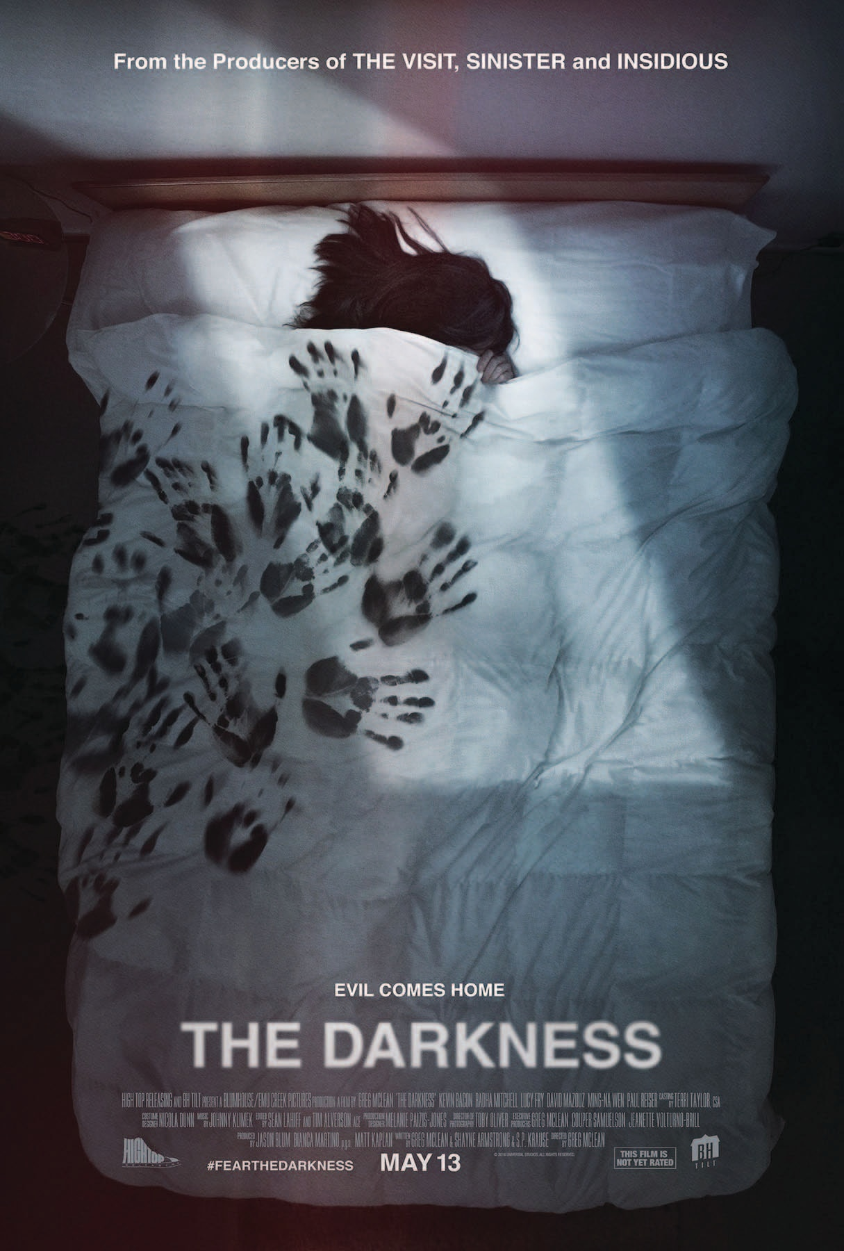 TheDarkness Poster - You Can Count on This TV Spot for The Darkness