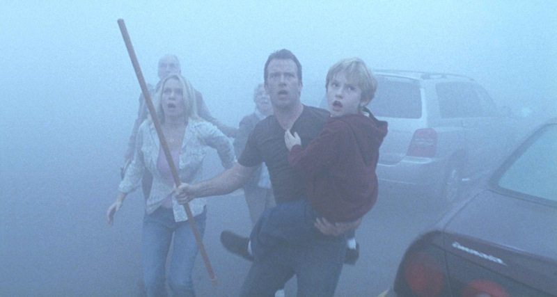 The Mist - Who Goes There Podcast Classic: THE MIST