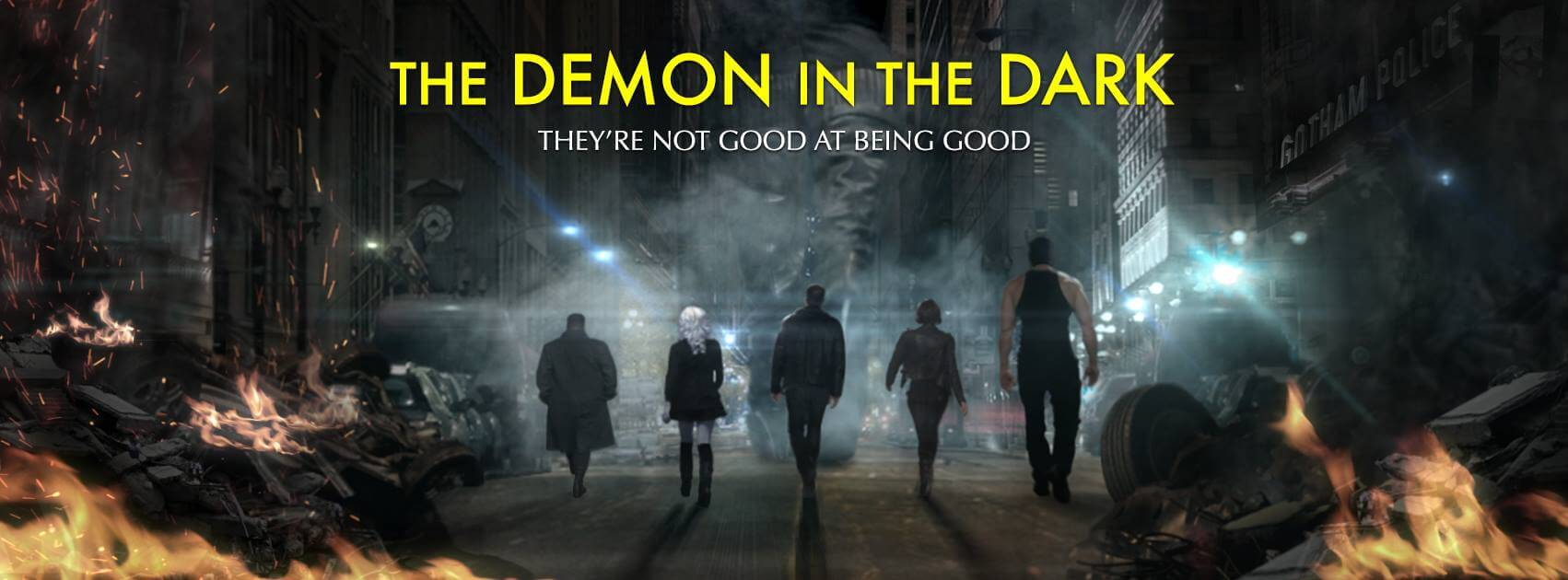 batmanthe demon in the dark 1 - Batman Fan Film The Demon in the Dark Will Strike Fear into Your Heart