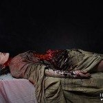bride 10 150x150 - This Bride of Frankenstein-Inspired Photoshoot Is Beautiful and Gory