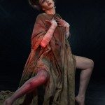 bride 7 150x150 - This Bride of Frankenstein-Inspired Photoshoot Is Beautiful and Gory