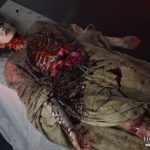 bride 8 150x150 - This Bride of Frankenstein-Inspired Photoshoot Is Beautiful and Gory