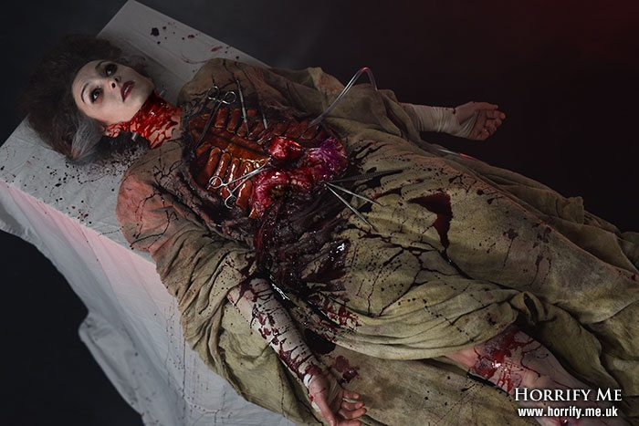 bride 8 - This Bride of Frankenstein-Inspired Photoshoot Is Beautiful and Gory