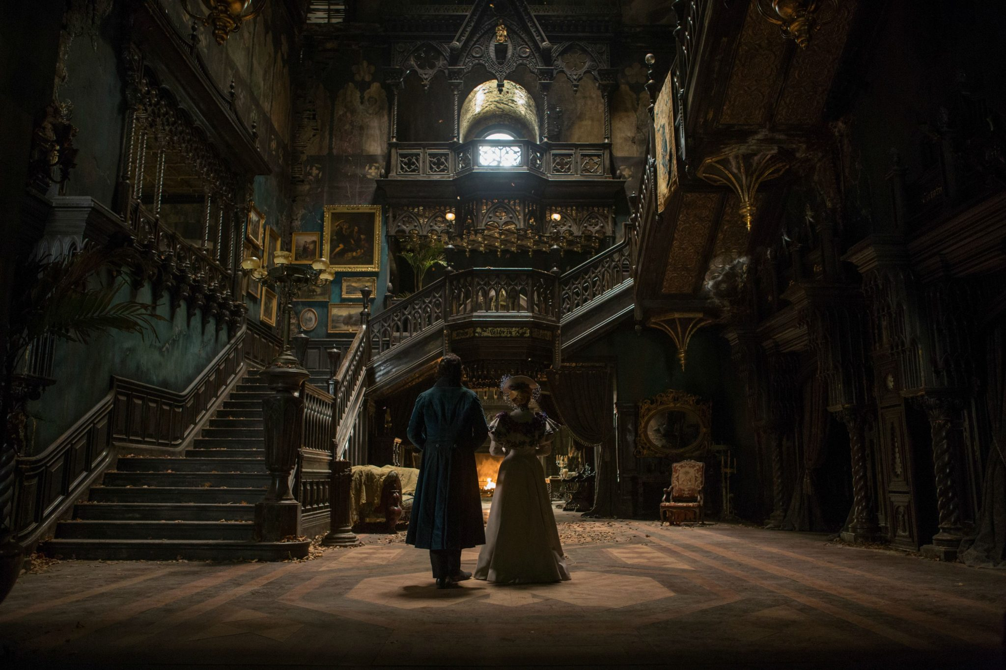 crimson peak - Top 9 Timeless Period Piece Horror Films