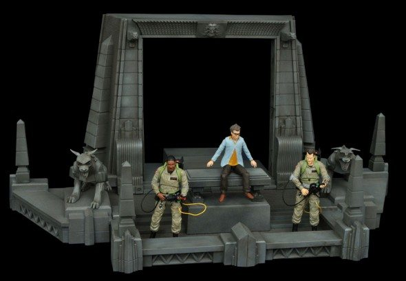 diamondselect ghostbusters2016 - Diamond Select Nabs New Ghostbusters Film License for Collectibles Line