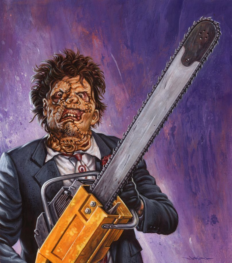 165 Best Images About The Texas Chain Saw Massacre On: NECA Unveils Retro-Style Texas Chainsaw Massacre 2