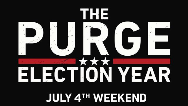 purgeelection - Purge Yourself of the GOP Debate with an Election Year TV Spot