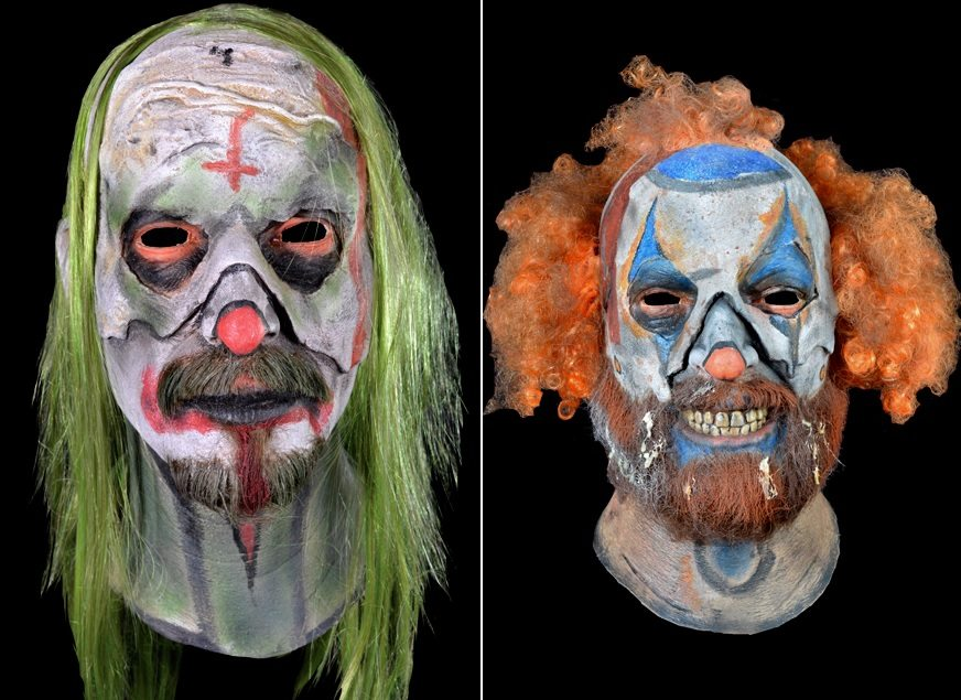 rob zombie 31 - 10 Awesome Horror Movie Masks Coming This Halloween Season
