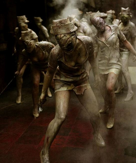 silent hill nurse - 10 of Our Favorite Sexy Badass Female Horror Characters