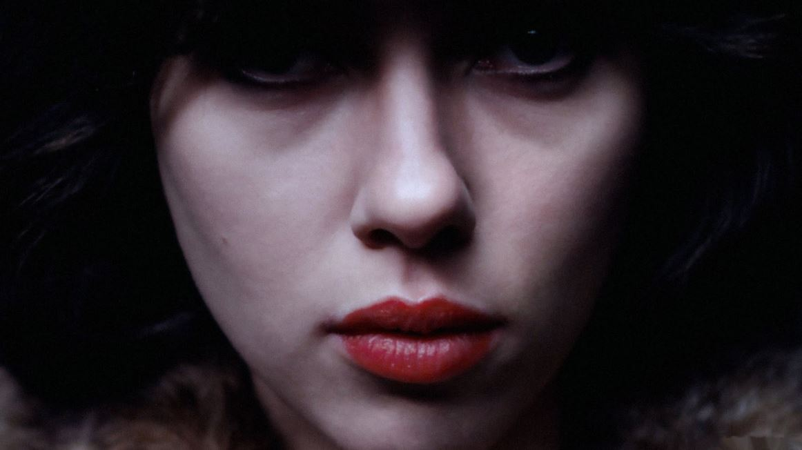the female in Under the Skin