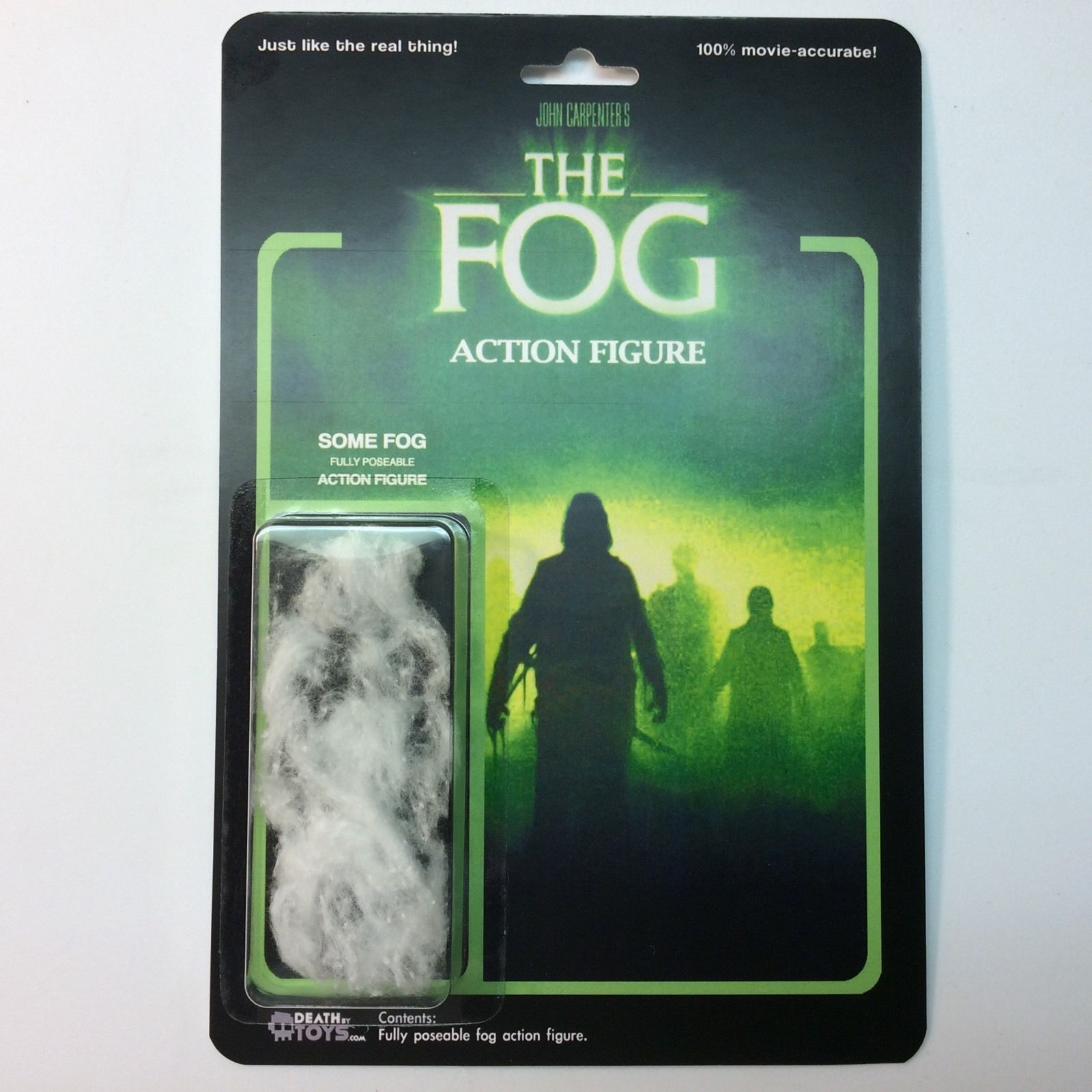the fog 1 - Most Ridiculous Action Figure EVER - John Carpenter's The Fog