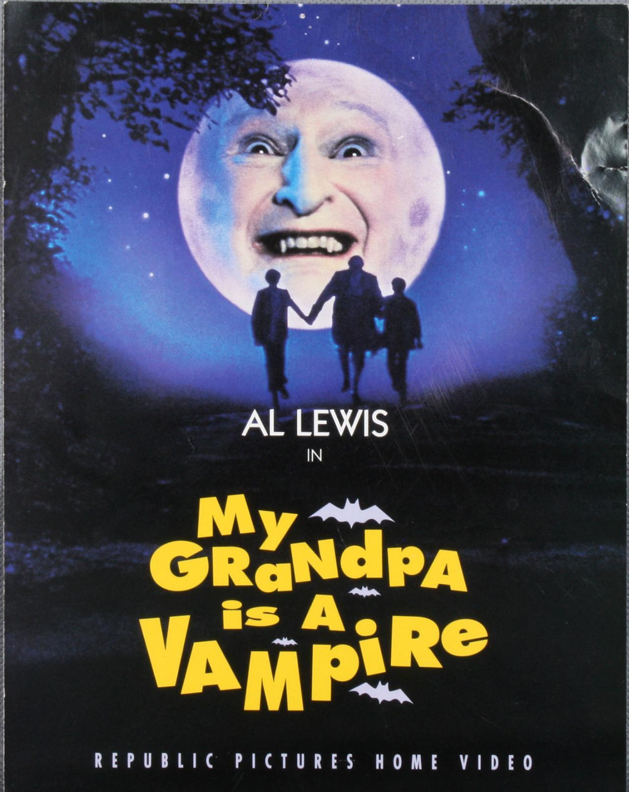 68712 03 lg - Interview with the Grampire: David Blyth Talks Working with Al Lewis and More