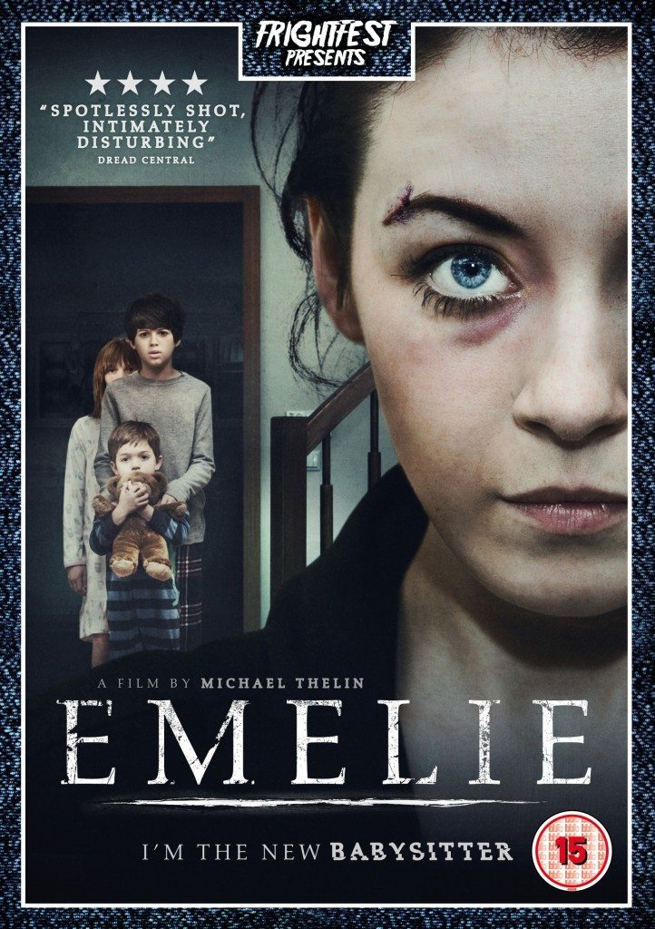Emelie DVD 2D 722x1024 - Frightfest Presents Talk Emelie and more; UK Poster Revealed