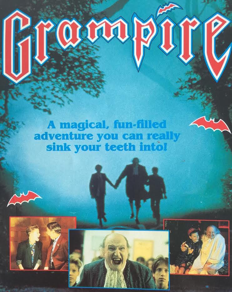 Grampire poster 1 - Interview with the Grampire: David Blyth Talks Working with Al Lewis and More