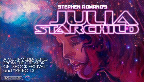 Julia Starchild copy - Stephen Romano's JUILA STARCHILD: Nostalgia revisited