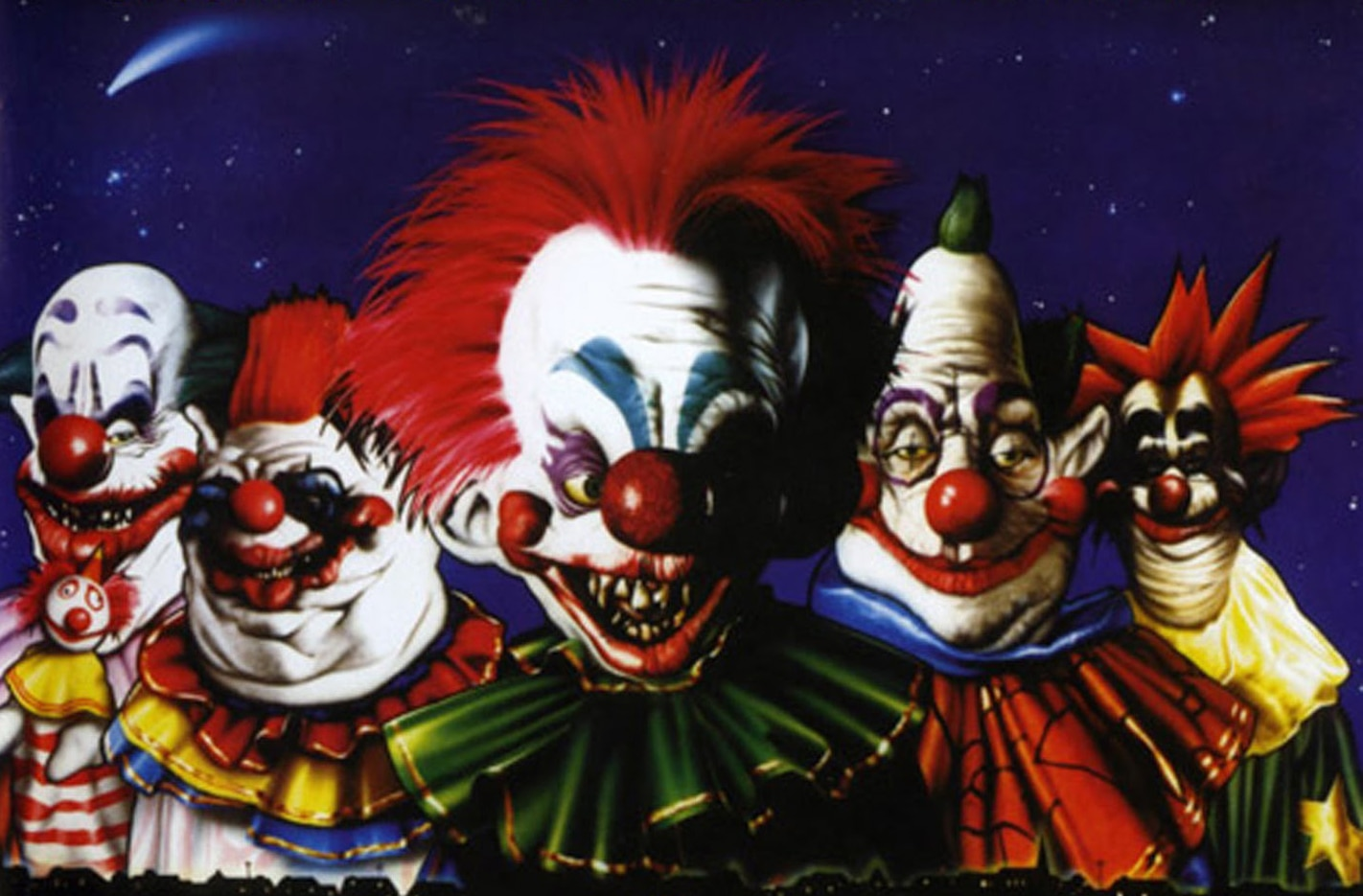 Killer Klowns - Exclusive Interview with Killer Klowns from Outer Space Composer John Massari