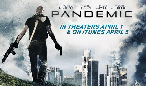 Pandemic Movie 1 - Helmer John Suits Talks POV Apocalyptic Action-Thriller Pandemic