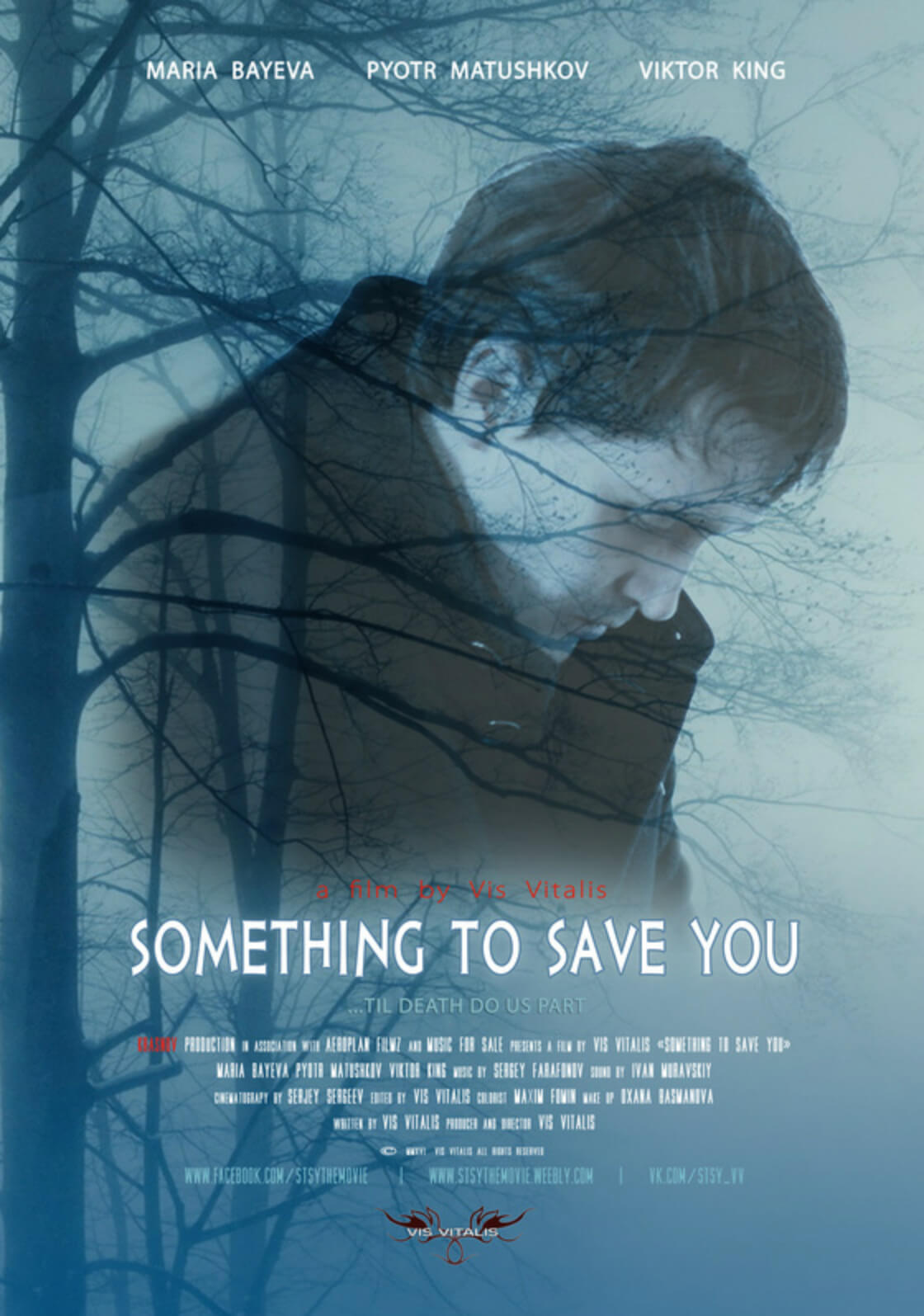 Something To Save Youposter2.jpg 1 - Exclusive Interview with Vis Vitalis - Director of Something to Save You