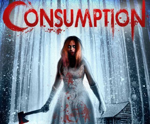 consumptions - Consumption Bleeds Out a New Poster and Trailer Ahead of Summer Release