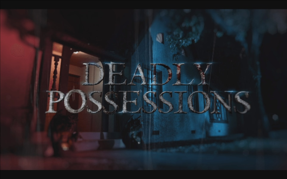 deadly possessions - Zak Bagans Announces Deadly Possessions