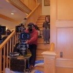 girl in photo bts 4 150x150 - New Girl in the Photographs Clip; Exclusive Behind-the-Scenes Images