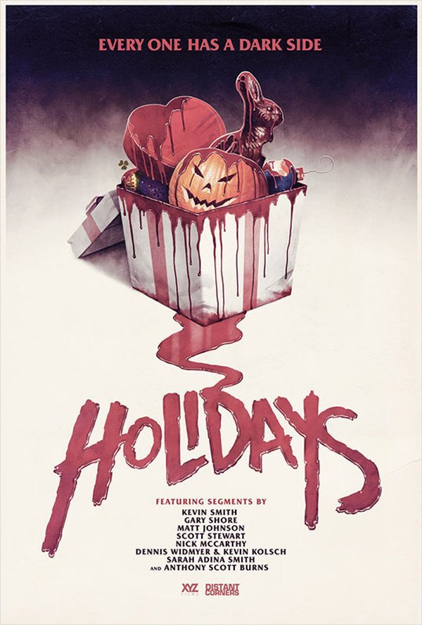 holidaysposter - Holidays Anthology Release Details and New Trailer Unveiled