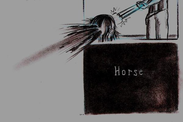 horse teaser s - Casting Firms Up for Chad Ferrin's Horror Western Horse