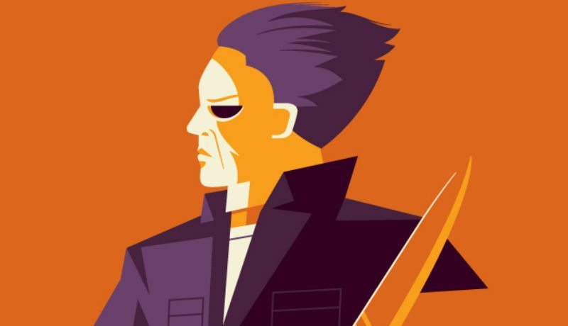myers - Artist Tom Whalen Gets Busty with Your Favorite Horror Icons