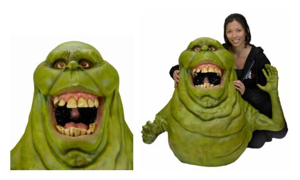 NECA Slimes Our Wallets with Life-Size Slimer!