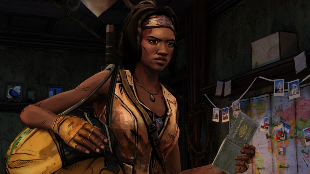 20160426181824 1 1024x576 - The Walking Dead: Michonne - Episode 3: What We Deserve (Video Game)